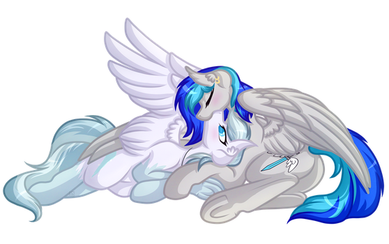 .:Commission:. Smooch! by Amazing-ArtSong
