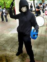 CWT37 D1-Eyeless Jack cosplay [2] by MHD0524