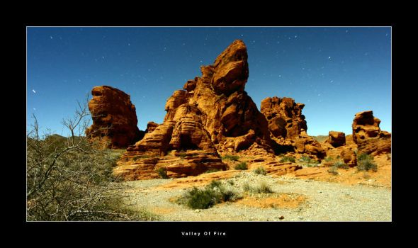 C4D Valley of Fire Nevada by cravingfordesign