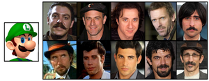 Take Your Pick - Luigi by FalseDisposition