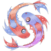 Pisces - Fish by Rockster2000