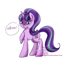MLP SS5 - Starlight Glimmer by chichicherry123