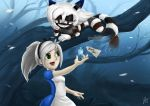 Storm and Ocean in Wonderland by VA2O