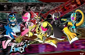 Viewtiful Family by V1EWT1FUL