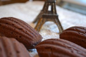 Chocolate Madelines by Teirra-Misaki