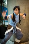 Updated Korra Cosplay by CosplayInABox