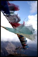 Prayer Flags by Bex2007