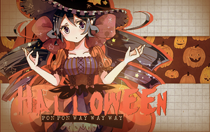 Halloween tag by Elazulmax