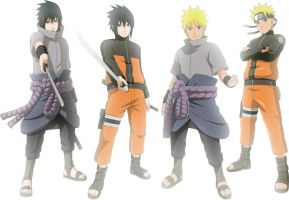 SasuNaru by Bleach-Fairy