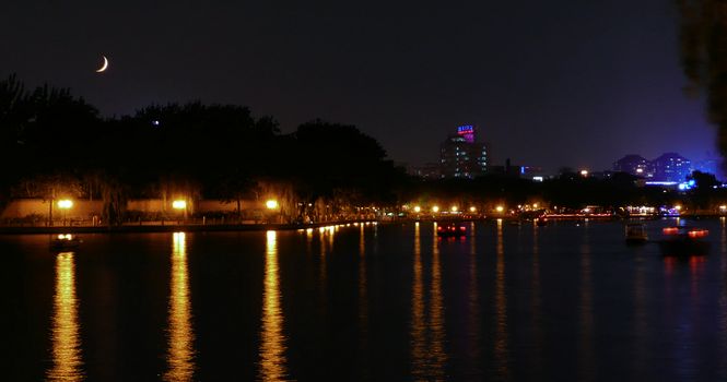 Houhai By Night by craigthebrit