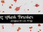 splash Brushes by gfx-elfe