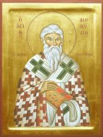 St. Dionysius the Areopagite by logIcon