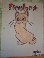 Firestar by neutralchao59