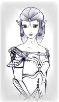 Princess of Hyrule by SugarLoafBabe