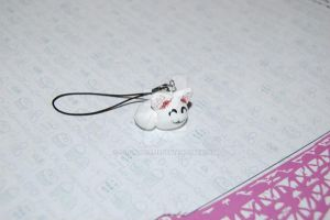 Pudding Cat Charm! by Charolique