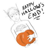 Happy Hallow's End: Alaco by MogNetCentral