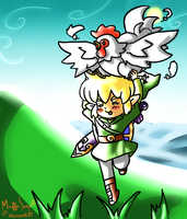 Adventures of Link # 1 by MuffinSaga