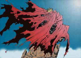 Vash The Stampede by spidermoiz
