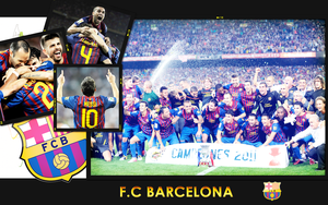 Barcelona Campeao Supercopa by madeinjungle