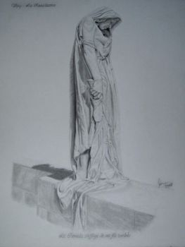 Vimy - Canada Grieving by brownbess5000