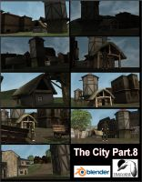 The City Part.8 by DennisH2010