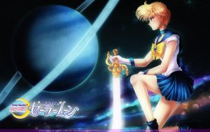 Sailor Uranus WP by Axsens