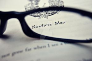 The Nowhere Man by stichesBodyBagTtags