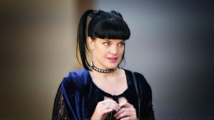 Pauley Perrette Sweet Abby by Dave-Daring