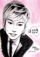 Lee Sungmin by 348