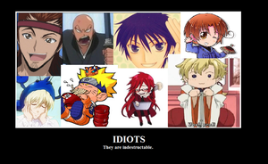 Idoits by animemusicFCB