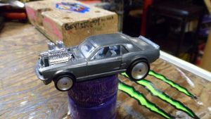 '67 Mustang GT WHIP by hankypanky68