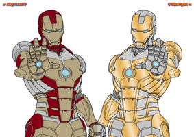 ironman fun by Naruttebayo67