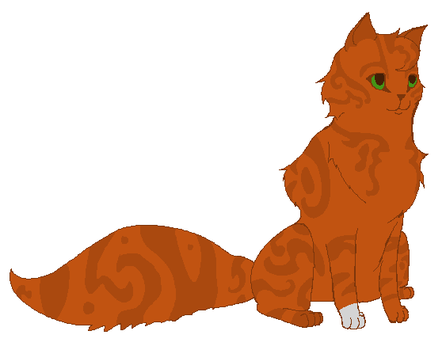 Squirrelflight::SPOILERS:: by Buttonlight