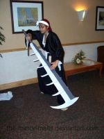 Abarai Renji - BLEACH cosplay by the-mirror-melts