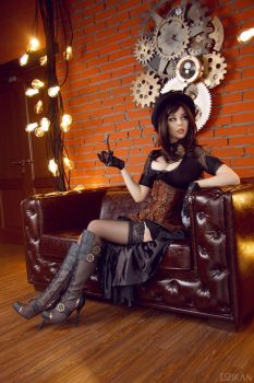 Steampunk by Disharmonica