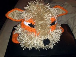 Arcanine hat by TinyHatter