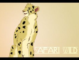 Cheetah by CookieCannibleSofiel
