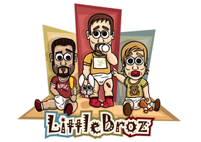 Little Broz by matthiu