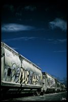 The cool train blues . . . by andhe