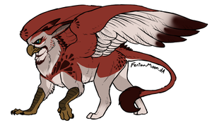 Gryphon Point Adopt 2 GONE by Kasara-Designs