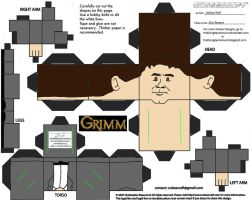 Grimm2: Eric Renard Cubee by TheFlyingDachshund