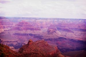 Grand Canyon by xSuuna