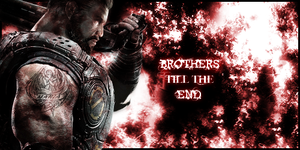 Brothers till the End by Axlazu