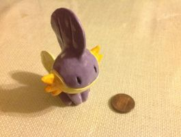 It's a Mudkip! by BrookRiver