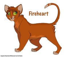Fireheart by Graystripe64