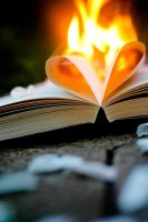 Love is a book. by JadeGreenbrooke