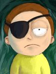 Evil Morty by JIOISIHI