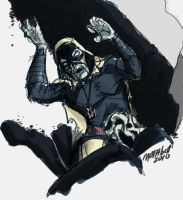 Zombie Hourman by mothbot