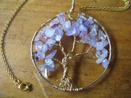 Tree of Life Pendant by saranya0985