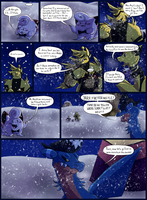 Team LoveShock: Mission 5 P.3 by CheesyCrocs